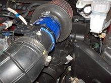 Honda fn2 short ram intake
